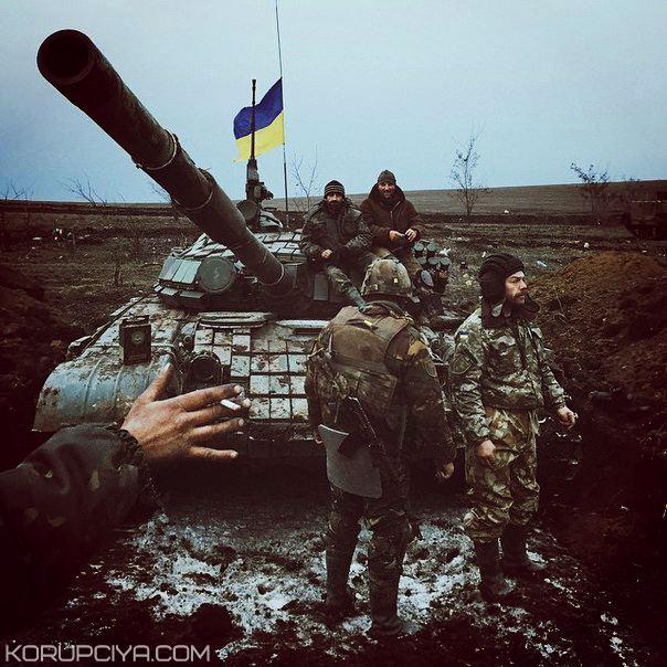 К середине апреля в украинской армии будут служить 250 тысяч граждан