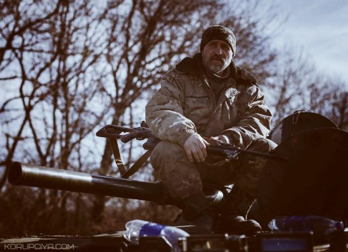 Бойцам АТО еще не платили за подбитую технику на Донбассе, – Лысенко