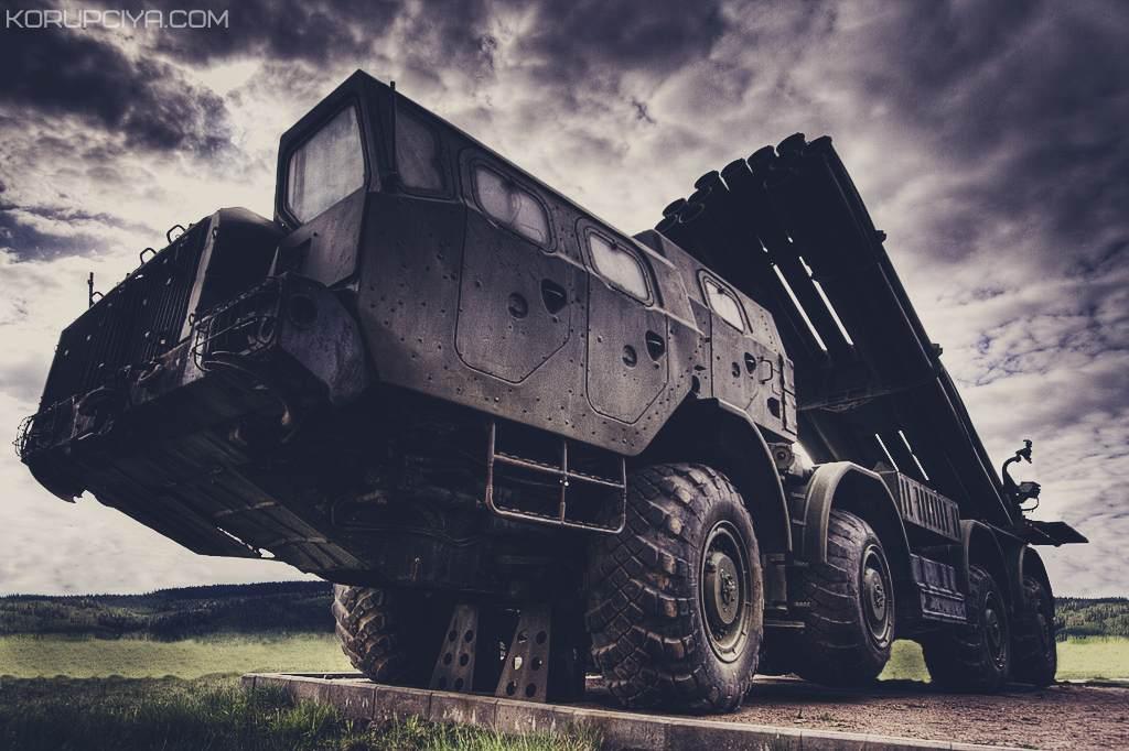 Бойовики «ДНР» перекидають танки та «Смерчі» під Маріуполь, – Шкіряк