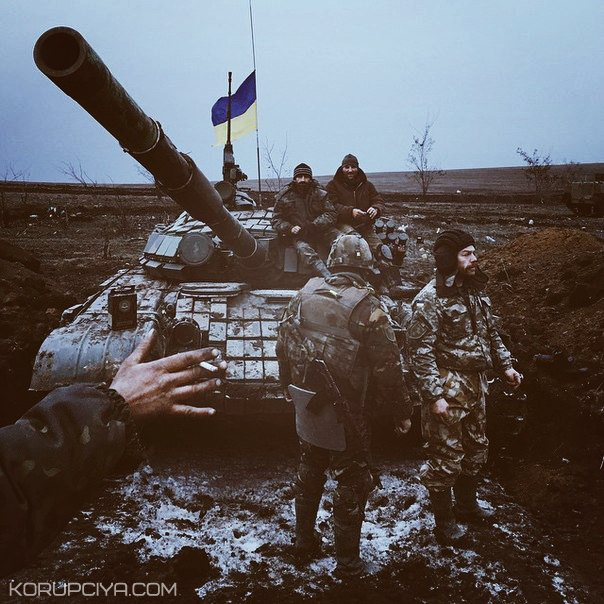 Бійці, які не вийшли із Дебальцевого, блокують окупантам шлях до Краматорська
