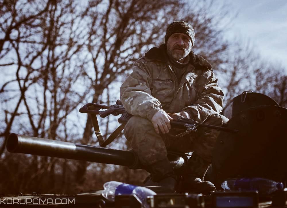 Українські військові готові повернути важке озброєння на лінію розмежування у будь-який момент – Лисенко