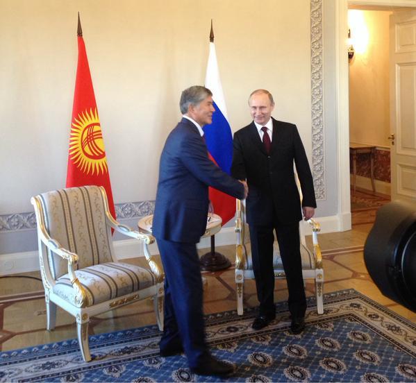 Путін спростував чутки про поганий стан  здоров'я (фото, відео)