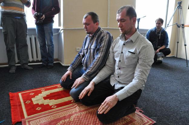 Кримські татари відкрили у Львові мусульманський центр