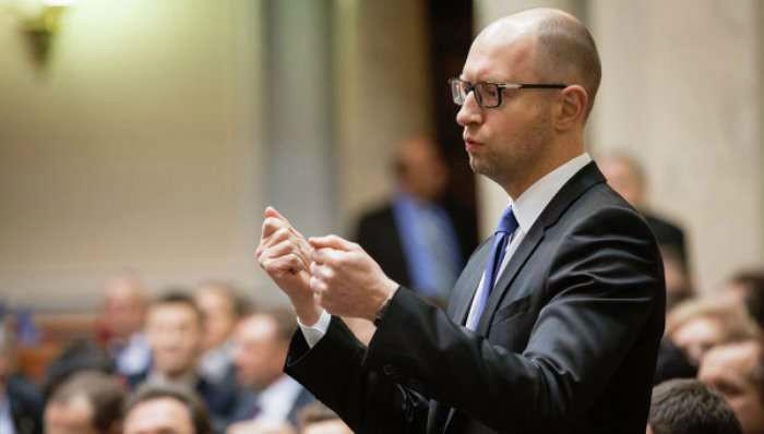 Яценюк хоче винести нову Конституцію на референдум
