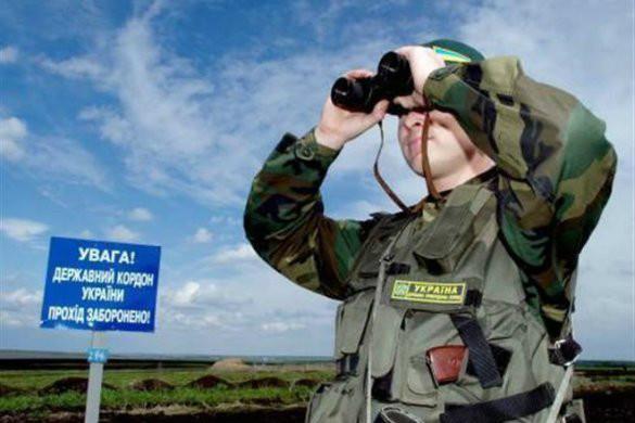 Пограничники Луганского отряда задержали жителя Рубежного, причастного к сепаратизму