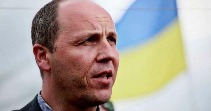 Парубий попросил делегацию США предоставить Украине еще и летальное оружие (ФОТО)