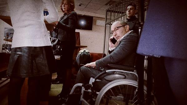 Адвокат Кернеса почав тиснути на побитого в Харкові євромайданівця – Геращенко