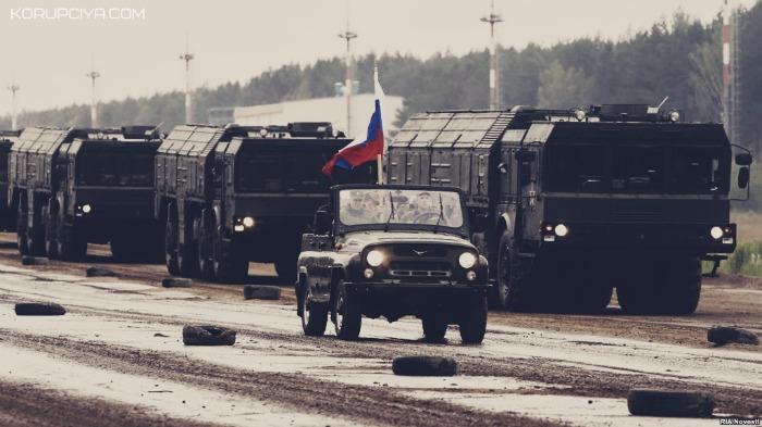 НАТО: Росія може готувати черговий наступ