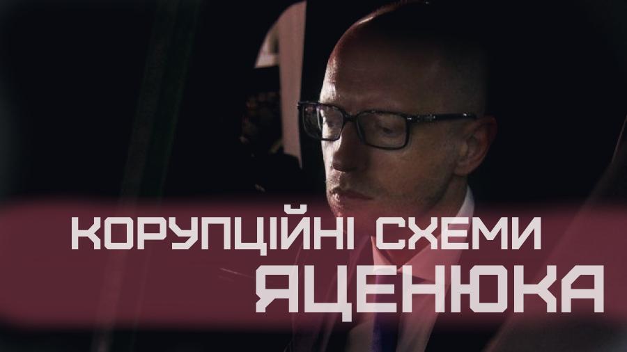 """""""Батьківщина"""" організує кампанію проти Яценюка"""