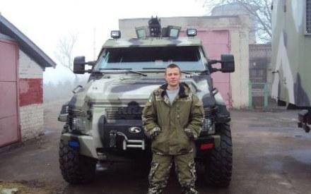 Завтра львів'яни прощатимуться з бійцем-медиком АТО Максимом Овчаруком