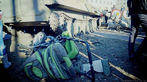 У Костянтинівці правоохоронцям дозволили стріляти на ураження