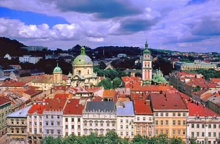 За последний год во Львове значительно увеличился туристический поток