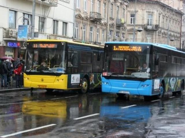 Львівські перевізники хочуть підняти тариф на проїзд до 4,5 грн.