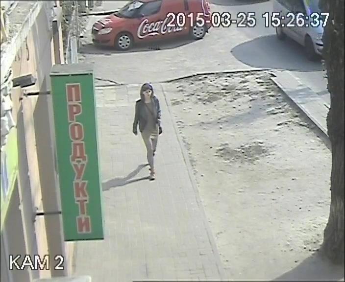 Во Львове ищут свидетеля кражи (фото)