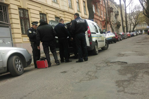 Львівські студенти впіймали злодія, який викрадав велосипед