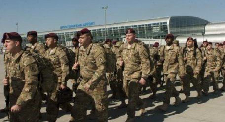 В штабе рассказали, что десантники США будут делать с украинскими бойцами