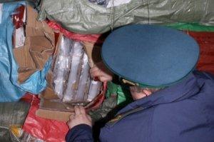 "На ПП ""Шегини-Медика"" задержали украинца с контрабандой на 17 млн. грн."