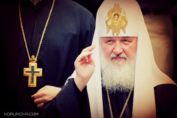 Российские священники будут молиться об отмене санкций ЕС (видео)