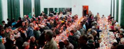 Безпритульних та бездомних львів`ян запрошують на спільний Великодній сніданок