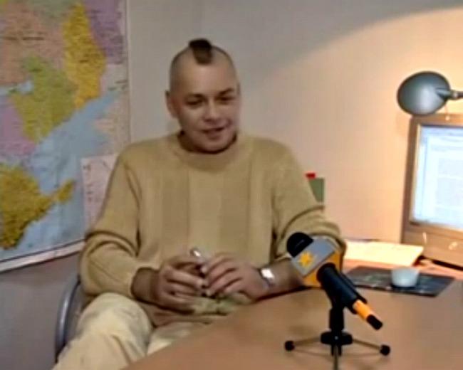 Молодой Киселев признался в любви к Украине