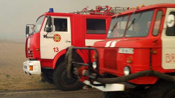 ЧАЕС під загрозою: полум'я підступає – Аваков