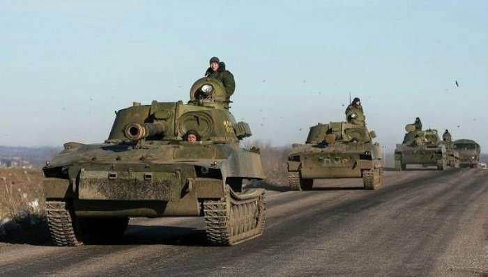 Боевики готовятся к захвату новых территорий – Федичев