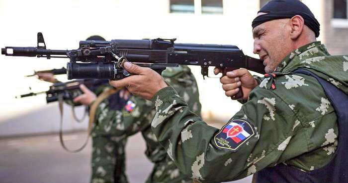 У Горлівку прибуло підкріплення терористам, формується нова «армія ДНР»