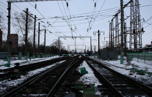 У Липецькій обл. пасажирський потяг зіткнувся з локомотивом, більше 10 постраждалих
