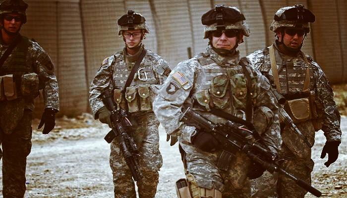 Американские инструкторы обучают украинских солдат стрелять – Пайетт (ВИДЕО)