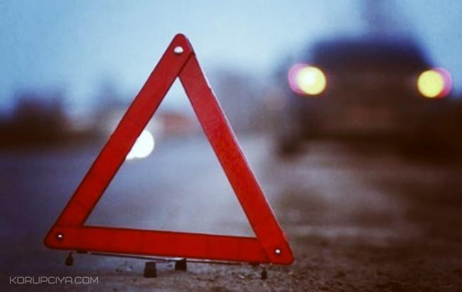 На Львівщині юний водій збив машиною двох школярів