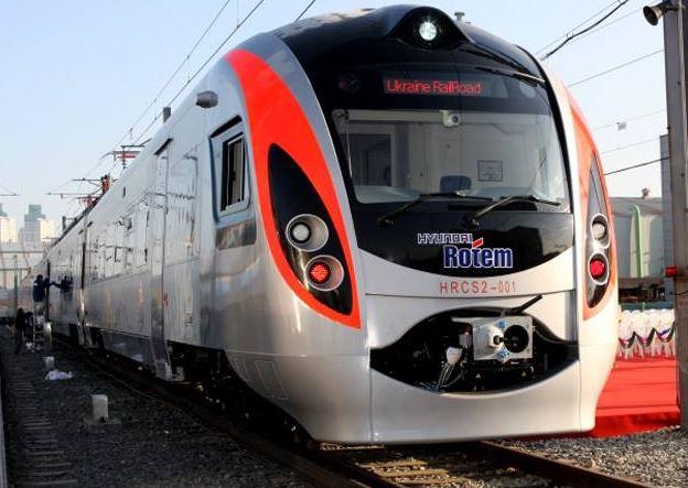 Новый поезд «Харьков-Киев-Львов» вдвое быстрее будет преодолевать дистанцию