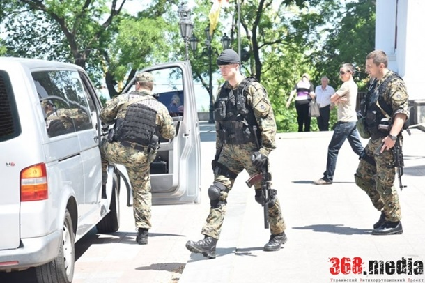 Силовики проводять обшуки в мерії Одеси, – ЗМІ (ФОТО)