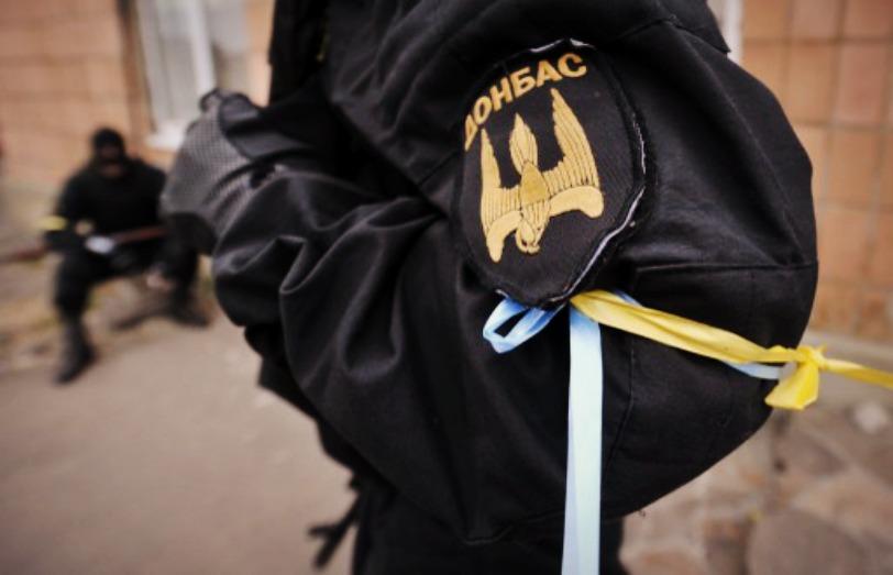 """""""Донбасс"""" усилил позиции в Широкино"""