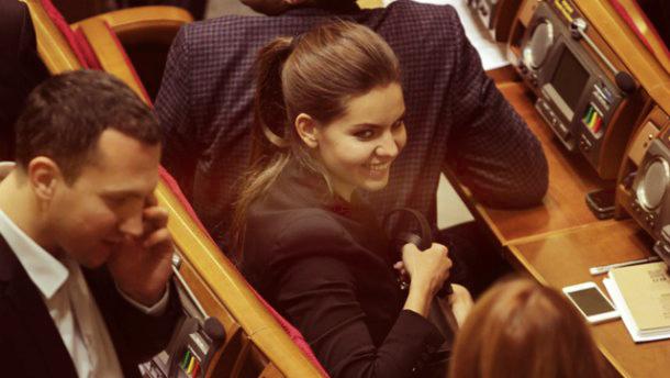 Скандальна депутатка від Ляшка розповіла про особисте