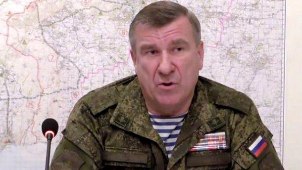 Террористы обстреляли машину российского генерала, — соцсети