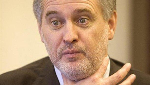 Геращенко предлагает забрать у Фирташа заводы, если он не выплатит долги за газ