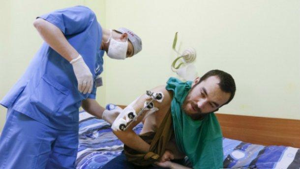 З'явилися нові фото з палати російських спецпризначенців (ФОТО)