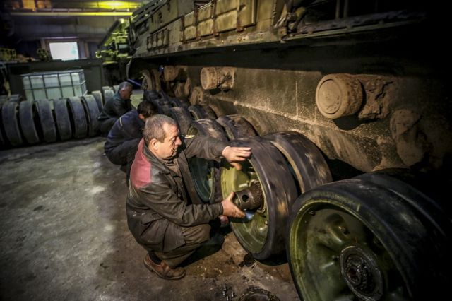 Прокуратура відкрила провадження щодо передачі «Львівським бронетанковим заводом» на Яворівський полігон небоєготовних танків
