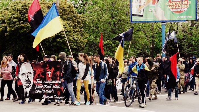 В Мариуполе национализировали 1 мая