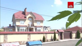 Начальник міліції Києва розбудувався на арештованій землі