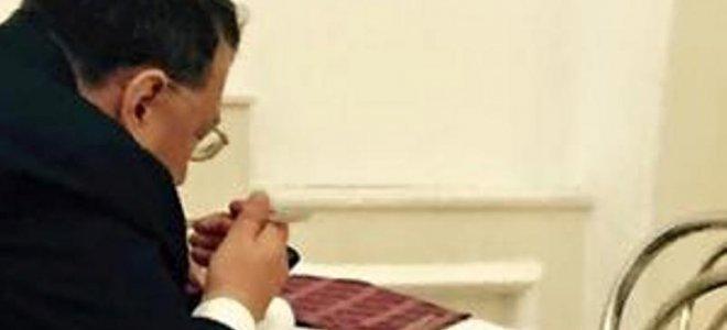 Каплин высмеял Геращенко, который обедает в столовой Рады во время важного голосования (фото)