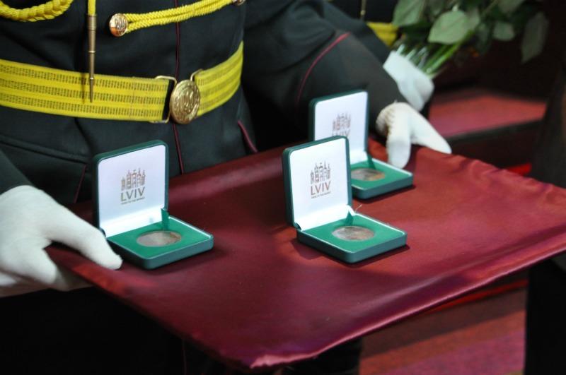 У Львівській академії сухопутних військ ветеранів відзначили медалями (ФОТО)