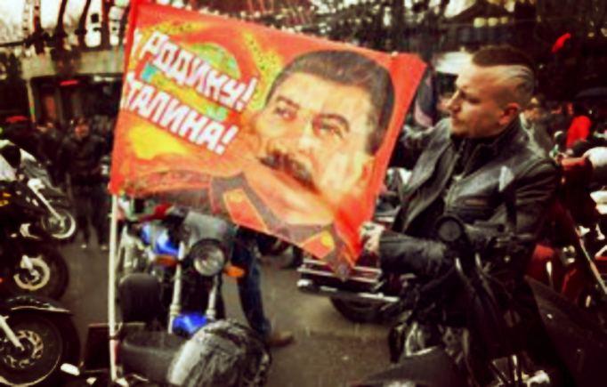 Байкери Путіна побилися з чехами на празькому кладовищі (відео)