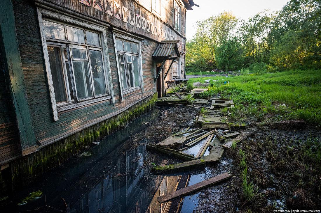 бараки в россии фото попробуете