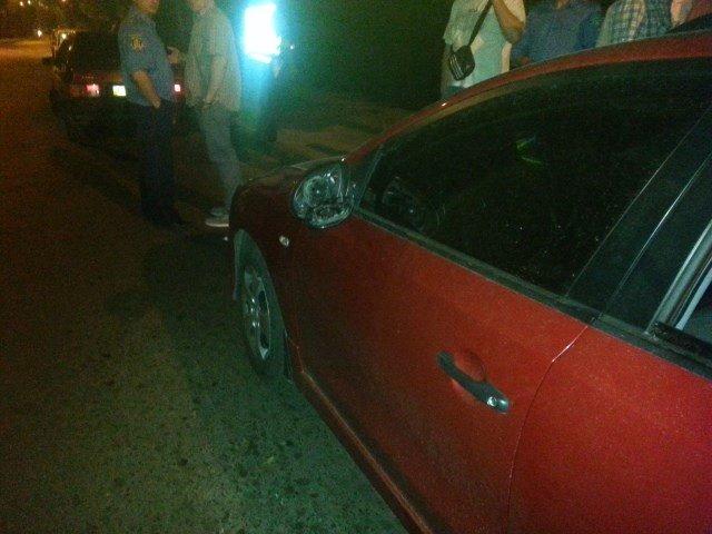 Активисты: ночью пьяный милиционер совершил во Львове ДТП