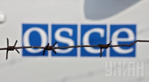 ОБСЄ 9 червня зафіксувала понад 300 вибухів на Донецькому напрямку у зоні АТО