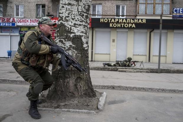 Упродовж дня бойовики 48 разів обстріляли опорні пункти та блокпости сил АТО – штаб