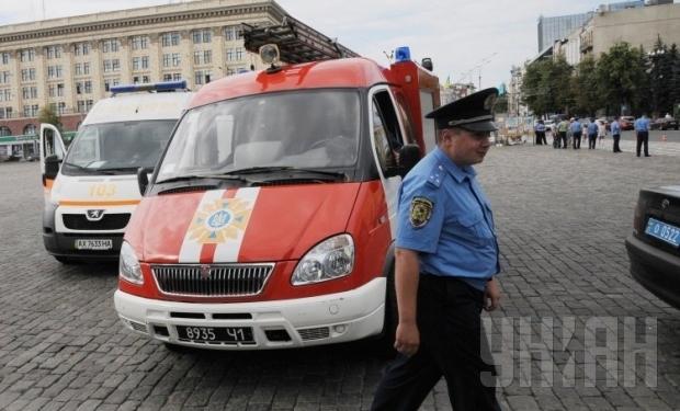 У Харкові через сумку з муляжем вибухівки перекрили площу Свободи та евакуювали людей (фото)