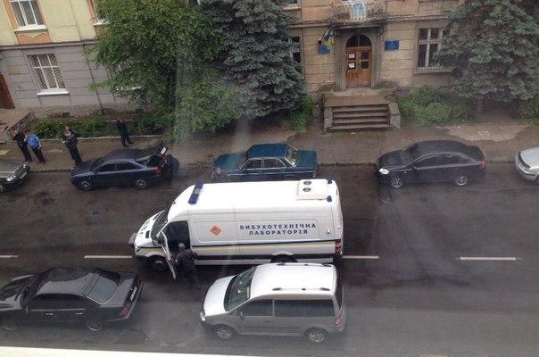 У Львові прооперували пораненого після вибуху міліціонера