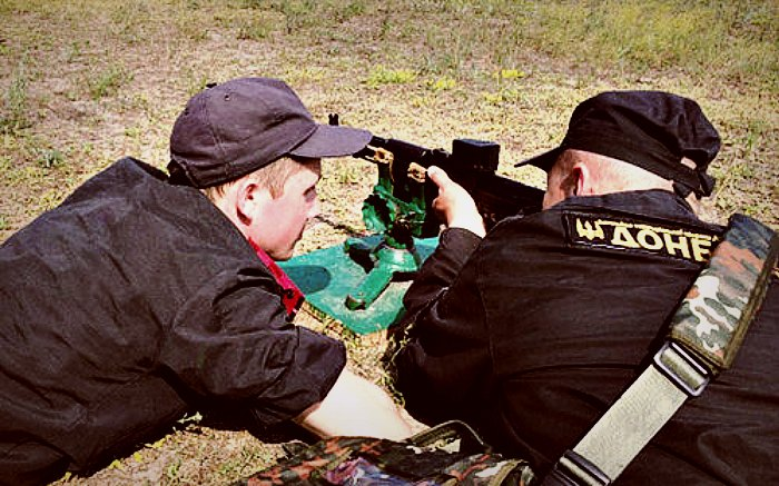 Українським бійцям виготовили непомітну зброю (ВІДЕО)